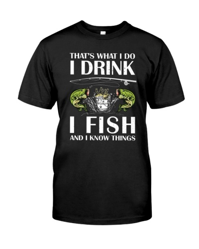 Drink Fish know things