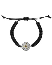 I am the storm Cord Circle Bracelet thumbnail