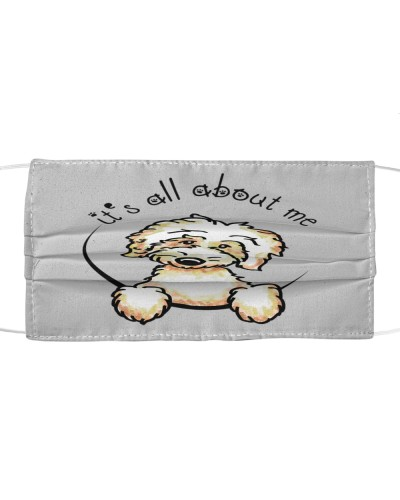 Its all about me Golden doodle