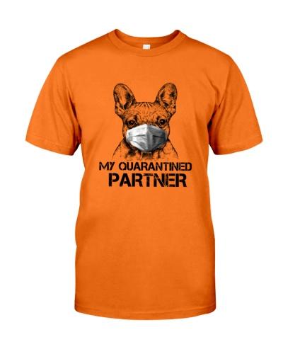 My Quarantine Partner French Bulldog