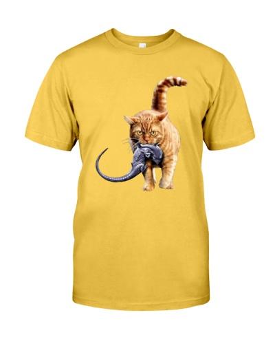 LETIBEE Cat Eat Alien