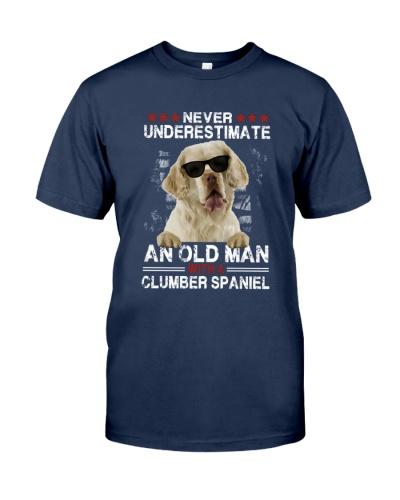 Never Underestimate Clumber Spaniel