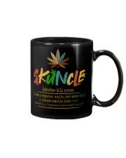 Funny Skuncle smell like weed definition stoner Mug front