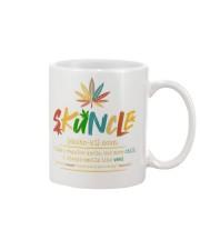 Funny Skuncle smell like weed definition stoner Mug tile