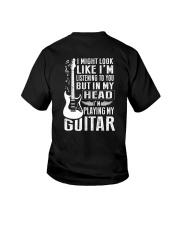 I'm Playing My Guitar Youth T-Shirt thumbnail