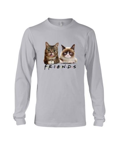 Cat Friends Bub Grumpy
