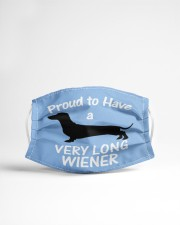 Proud to have a long wiener Cloth face mask aos-face-mask-lifestyle-22