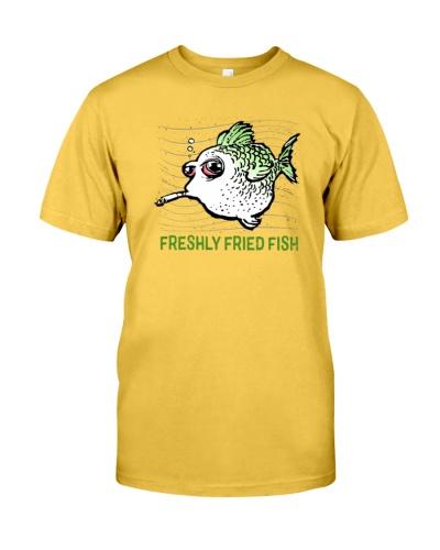 Funny fried fish high af 420