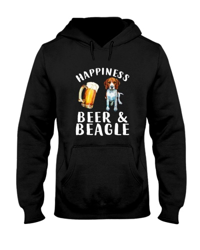 Happiness Beer and Beagle