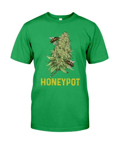 Honeypot Bee Cannabis Love
