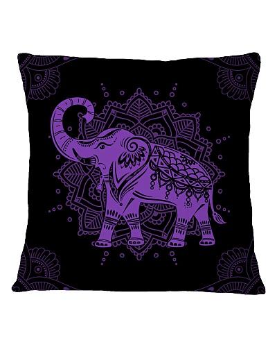 LETIBEE Elephant Soul Henna Pillow Christmas gift