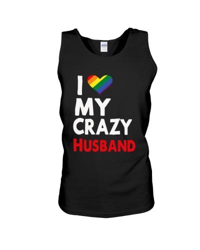 I LOVE MY CRAZY HUSBAND