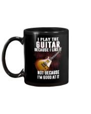 Play The Guitar Mug Mug back