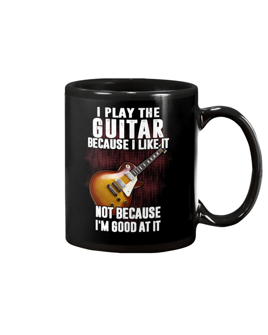 Play The Guitar Mug Mug
