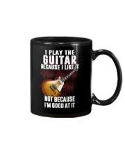 Play The Guitar Mug Mug front