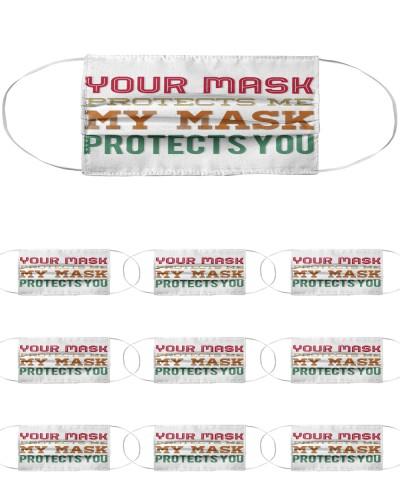 Wear a mask save a life