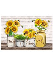 Today I choose Joy Sunflower Bee 17x11 Poster front