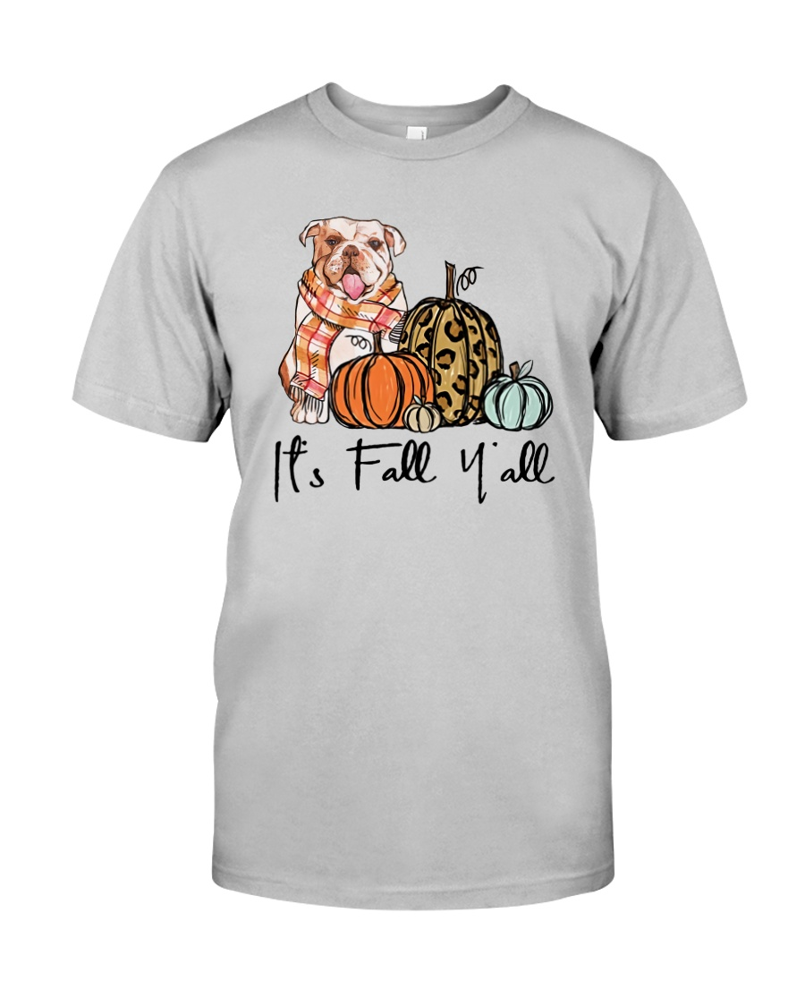 It's Fall Y'all Classic T-Shirt