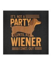 Weiner Dog Cloth face mask aos-face-mask-coverlet-lifestyle-front-02