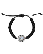 Mother and Son Best Friends For Life Cord Circle Bracelet thumbnail