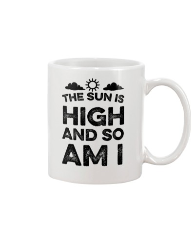 Sun is high and so i am weed chill