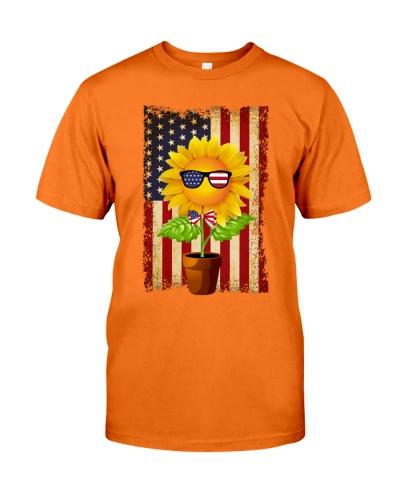 Sunflower Flag