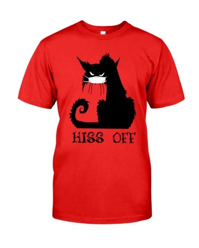 Cat Covid Hiss Off