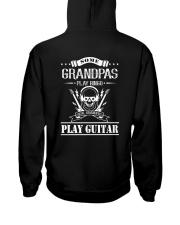 Grandpas Play Guitar Hooded Sweatshirt thumbnail