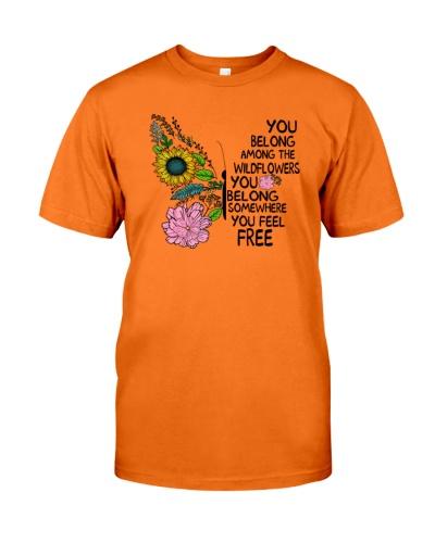 LETIBEE Sunflower Butterfly