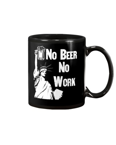 No Beer No Work