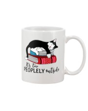 CAT and BOOK - BEST GIFT Mug thumbnail