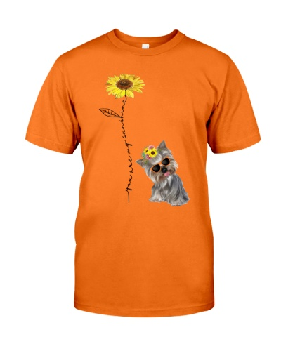 You Are My Sunshine Yorkshire Terrier
