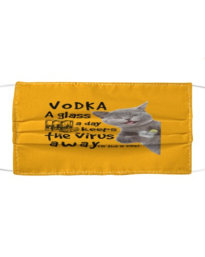 Cat Vodka Covid