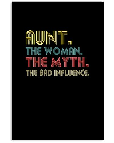 Aunt the woman the myth the bad influence