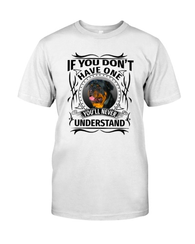 You'll never understand