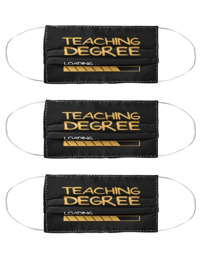 Teaching Degree Loading Future Teacher Saying
