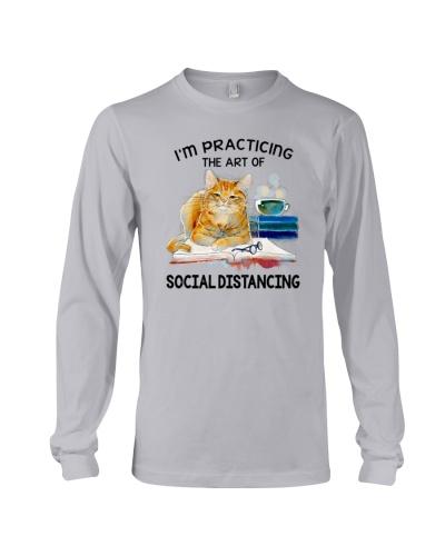 Cat Book Social Distancing