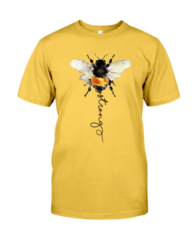 Hippie Bee Strong America