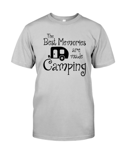 Best Memories Made Camping