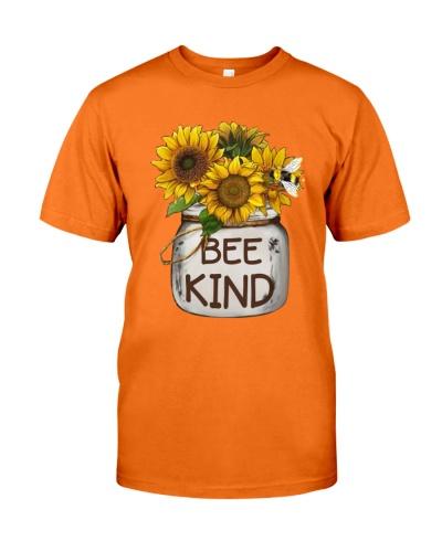 Bee Kind save the bee sunf