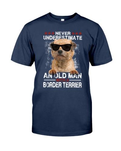 Never Underestimate Border Terrier