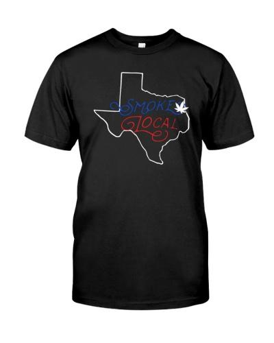 Smoke local Texas Pride