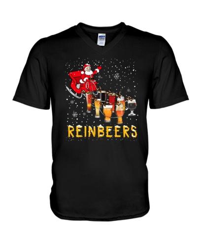 LETIBEE Santa Claus Reinbeers