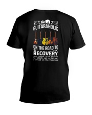 I'm A Guitaraholic V-Neck T-Shirt thumbnail