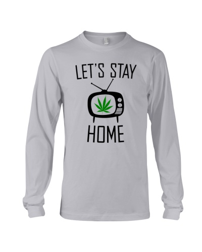 Stay high at home enjoy tv