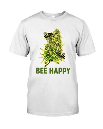 Bee Happy cannabis love