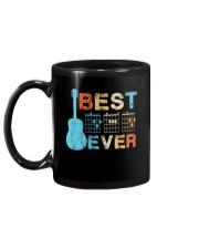 Best Dad Ever Guitar Chords Mug back