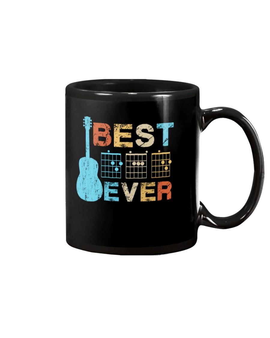 Best Dad Ever Guitar Chords Mug