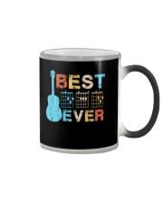 Best Dad Ever Guitar Chords Color Changing Mug thumbnail