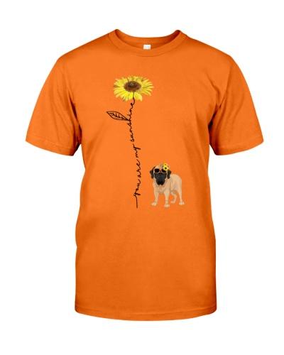 You Are My Sunshine English Mastiff